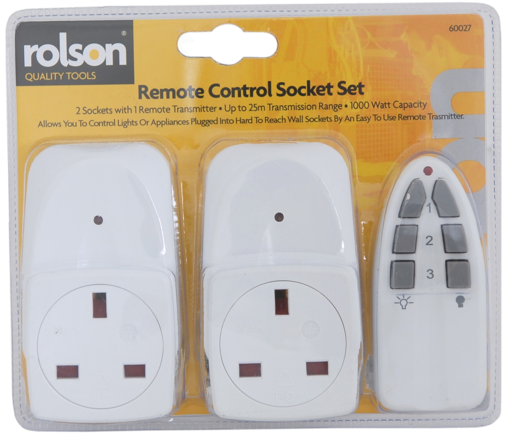 rolson set  Remote Controlled Socket Set Sold By Rolson Tools Recall ...